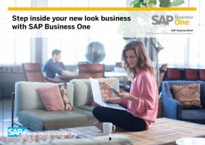 SAP Business One ERP Introduction for Small and Medium Business